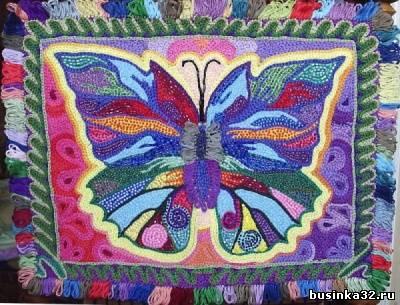 кубик из бисера схема плетения