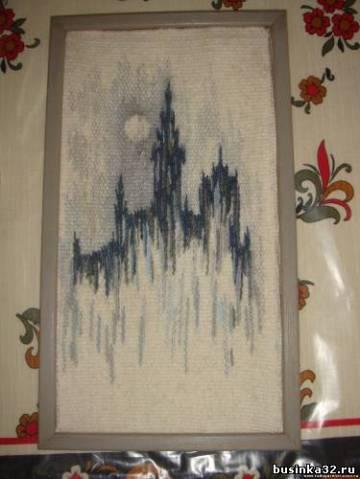 Плетение пояса в технике макраме.  Бисерное ткачество.  Декупаж.  Гобелен. ...Светлана-Бусинка любезно предоставляет.