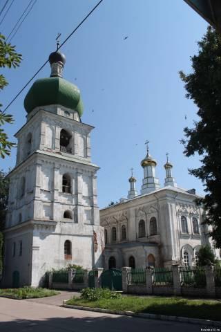 Троицкий монастырь основан в