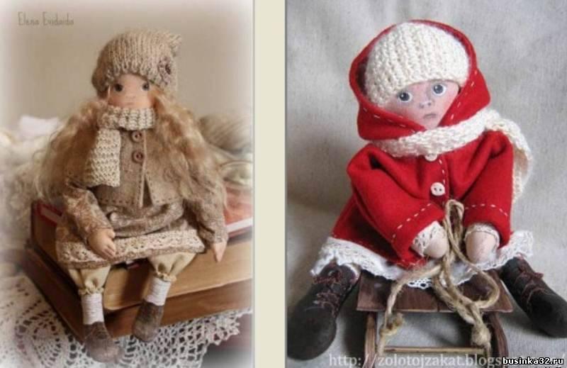 Куклы большого размера своими руками